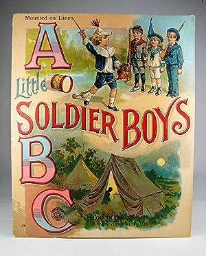 Little Soldier Boys ABC: McLoughlin Bros.)