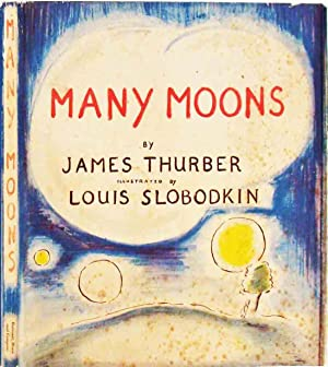 Many Moons: Thurber, James