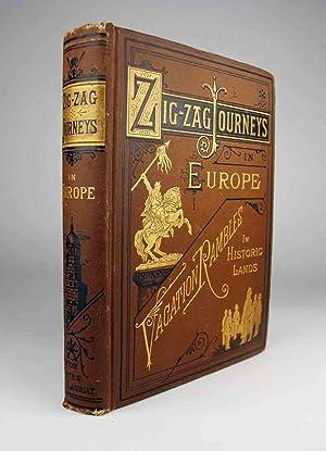 Zigzag Journeys in Europe: Butterworth, Hezekiah