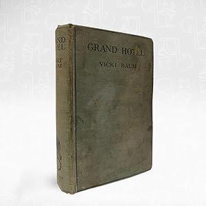 Grand Hotel: Vicki Baum