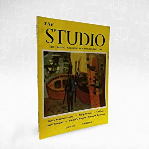 The Studio   The Leading Magazine of Contemporary Art   June 1958   Vol. 155 No 783