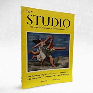 The Studio   The Leading Magazine of Contemporary Art   July 1958   Vol. 156 No 784