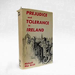 Prejudice and Tolerance in Ireland