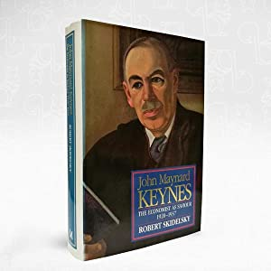 John Maynard Keynes ? The Economist as Saviour 1920-1937