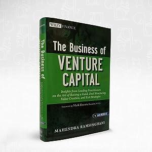 The Business of Venture Capital: Mahendra Ramsinghani