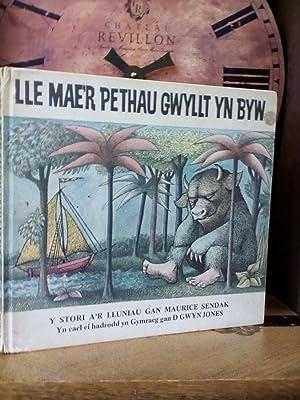 Lle Mae'r Pethau Gwyllt Yn Byw (Where: Maurice Sendak