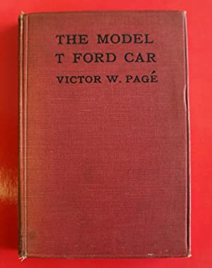 The Model T Ford Car. Truck &: Victor W Page
