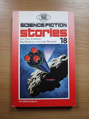 Science Fiction Stories 18,Anderson Bradbury Brackett