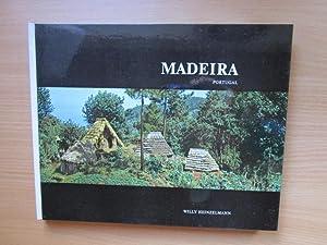 Madeira : Portugal. Autor, Fotograph u. Verleger.: Heinzelmann, Willy: