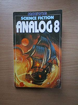 Analog; Teil: 8. Moewig ; Bd. Nr. 3639 : Moewig-Science-fiction [Aus d. Amerikan. von Wolfgang Cr...