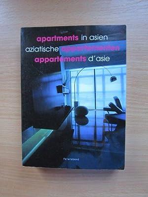 Appartments in Asien = Aziatische appartementen. [ed.: Cheng, Kelley (Herausgeber):