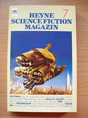 Heyne-Science-Fiction-Magazin 7 Asimov Watson Bühler u.a.