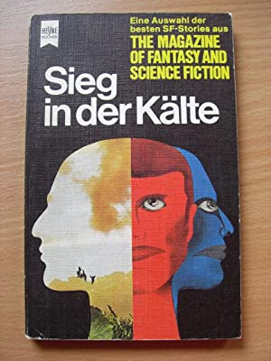 Eine Auswahl der besten SF-Stories aus The Magazine of Fantasy and Science Fiction