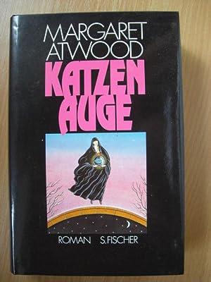 Katzenauge: Atwood, Margaret: