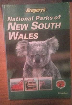 Gregory's National Parks of New South Wales