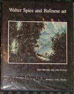 Walter Spies and Balinese Art
