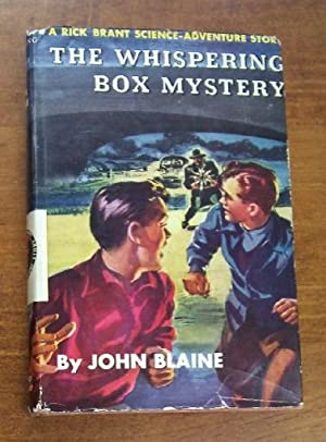 The Whispering Box Mystery