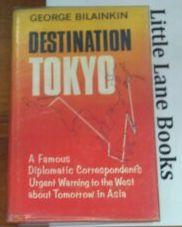 Destination Tokyo : a famous diplomatic correspondent's urgent warning to the West about tomorrow...