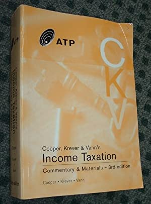 Income Taxation: Commentary & Materials