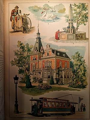 Bilderwelt: Erster Anschauungs-Unterricht in 400 Abbildungen: Weise, Gustav