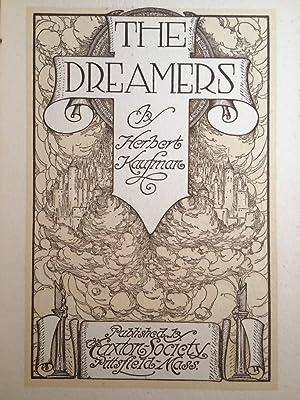 The Dreamers illustrated by Raymond Nott: Herbert Kaufman