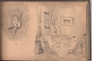 Victorian Sketch Book, c 1883: Kimball, Harry G.