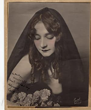Trio of headshots inscribed to Betty, two New York studios, one Hollywood, CA (ca 1929-1932)