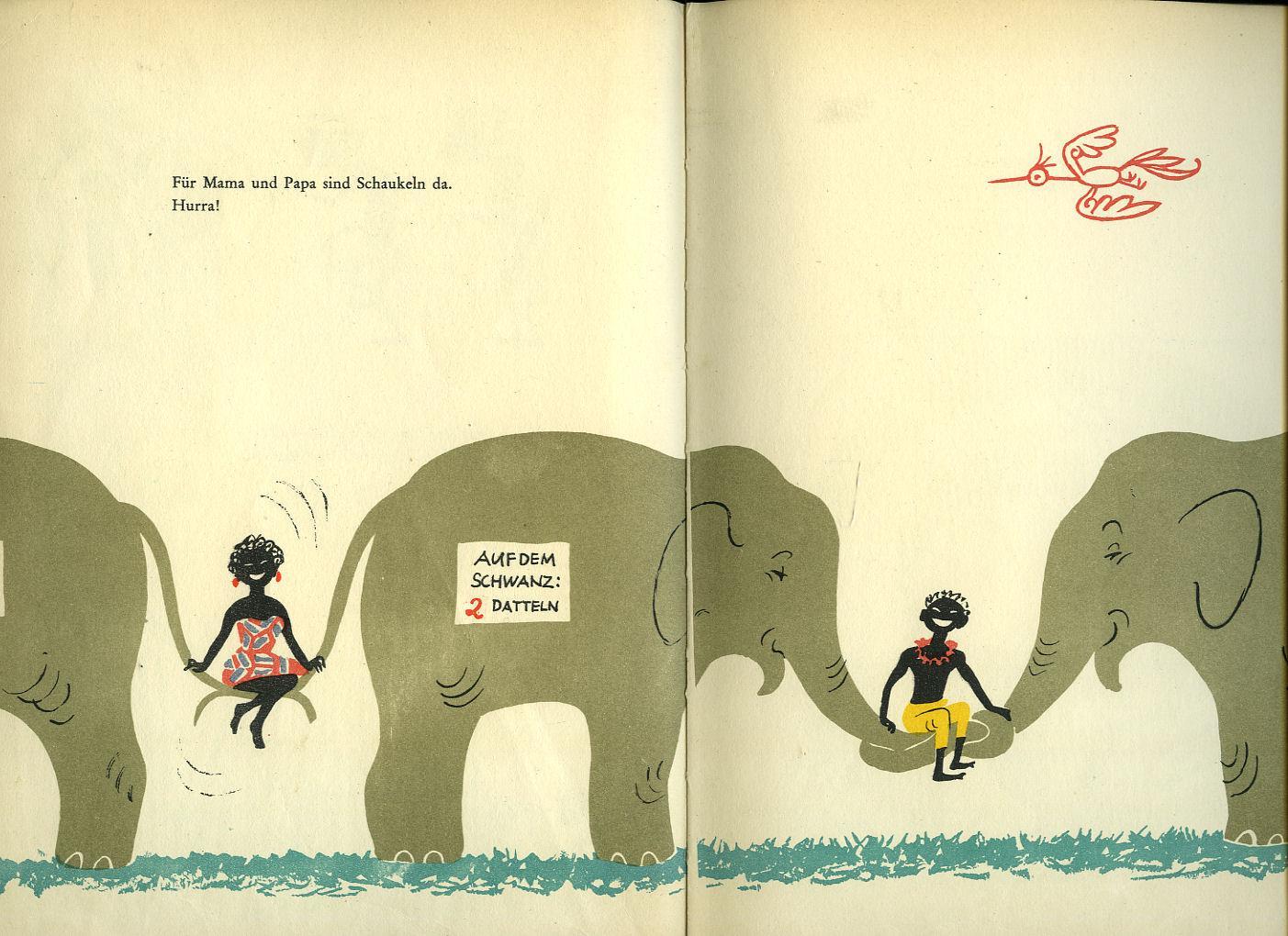 Schwarze Weiße (Weisse) Und Gestreifte Kinder [Black And
