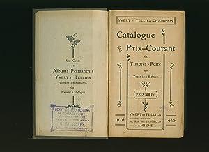 Catalogue de Timbres Poste 1926 [Trentième Édition]