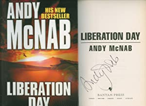 Liberation Day [Signed]: McNab, Andy