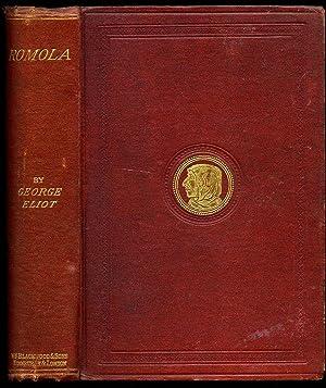 Novels of George Eliot Volume VI. Romola [Stereotyped Edition]: Eliot, George [Mary Anne Evans 1819...