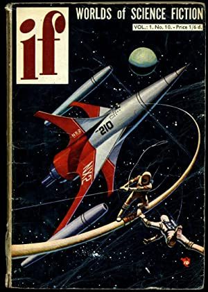 If Worlds of Science Fiction Magazine Volume: Philip K. Dick,