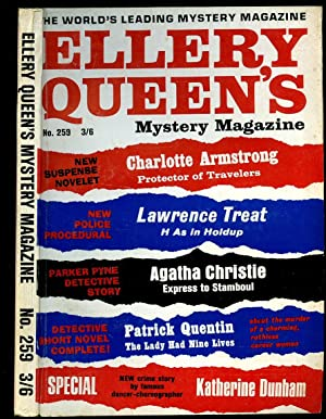 Express to Stamboul in Ellery Queen's Mystery: Agatha Christie, Charlotte