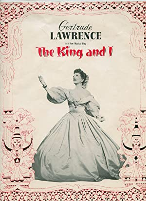 The King and I: Souvenir Book: Margaret Landon [Starring