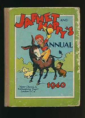 Japhet and Happy's Annual 1940: Horrabin, James Francis