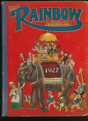 The Rainbow Annual 1927; Pictures and Stories: Mrs. Bruin [Edited