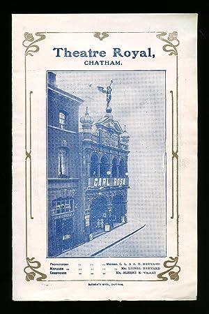 Hullo, America performed at Theatre Royal, Chatham,: Hastings Turner, Cifford