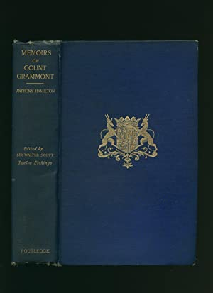 Memoirs of Count Grammont: Hamilton, Anthony [Edited