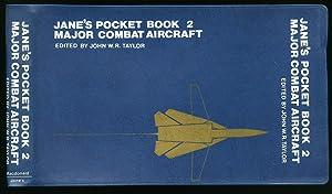Jane's Pocket Book 2 Major Combat Aircraft: Edited by John