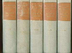 International Encyclopedia of Veterinary Medicine [5 Volumes]: Dalling, Sir Thomas