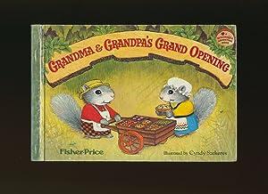 Grandma & Grandpa's Grand Opening: Ridlon, Marci [Illustrated