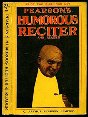 Pearson's Humorous Reciter and Reader: Jerome K. Jerome,