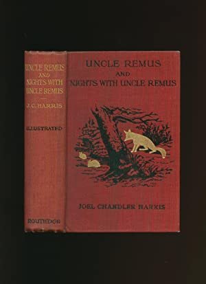Uncle Remus or Mr. Fox, Mr. Rabbit,: Harris, Joel Chandler