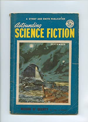 Street & Smith's Astounding Science Fiction Magazine: Hal Clement, Charles