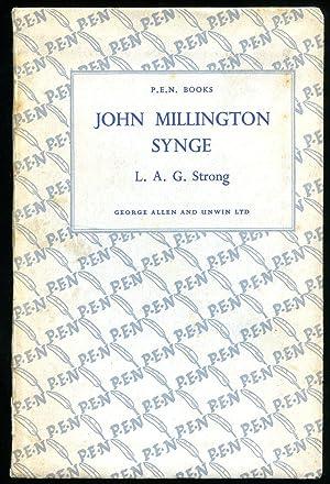 John Millington Synge [P.E.N. Books Series]: Strong, L. A.