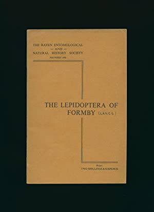 The Lepidoptera of Formby [Signed]: M. J. Leech