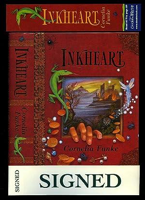 Inkheart [Signed] + Bookmark: Funke, Cornelia [Translated