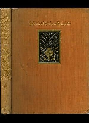Rubáiyát of Omar Khayyám; The First and: Translated by Edward
