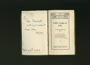 Little Links in Life [Possibly Signed by: H. S. [A