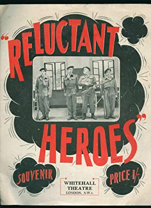 Reluctant Heroes - A Farce: Souvenir Theatre: Colin Morris [Starring: